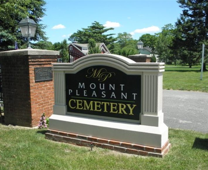 About Mount Pleasant Cemetery